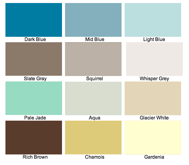 Colour Guide Only